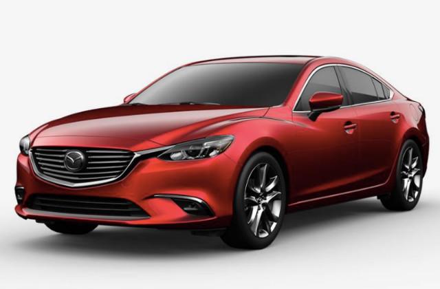 The Sporty 2019 Mazda 6