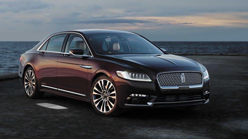The Impressive 2019 Lincoln Lineup