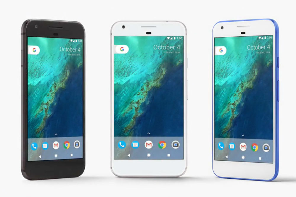 Google's Pixel Smartphone